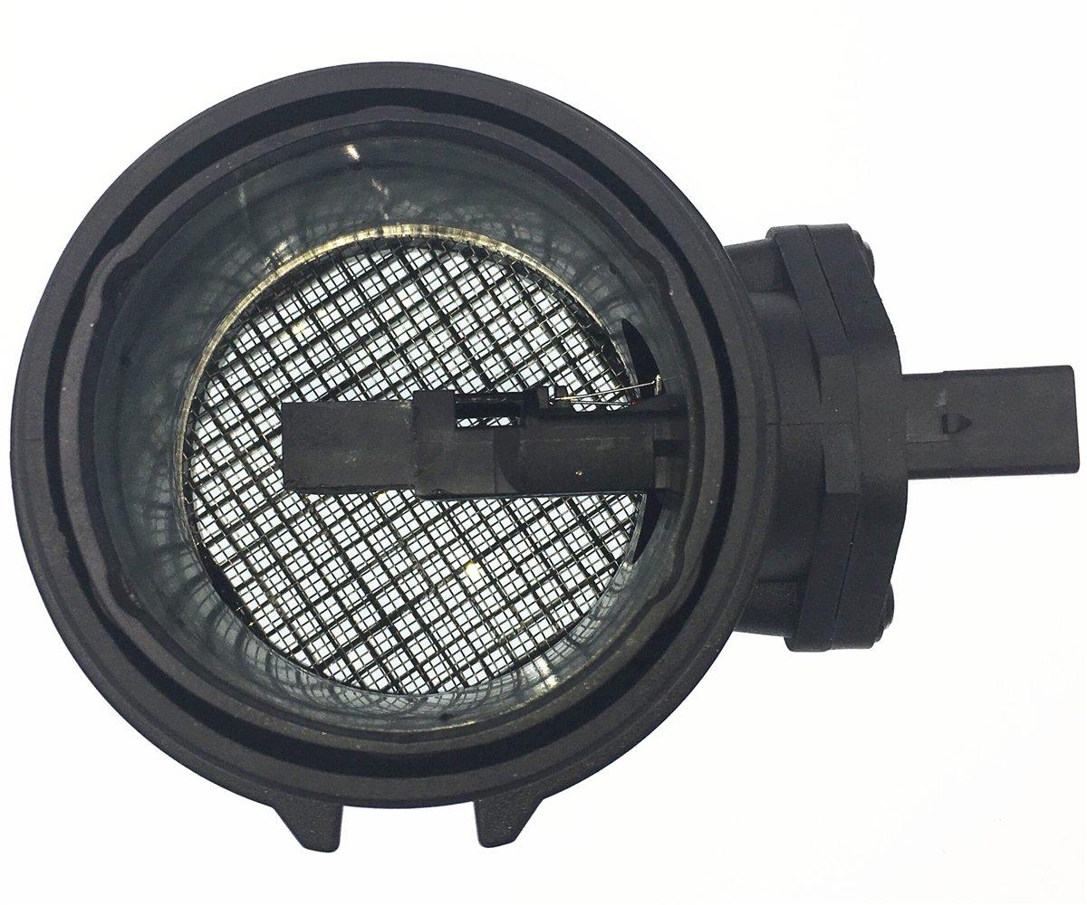 Mercedes Benz C240 C280 C320 CLK320 E320 ML320 SLK320 V6 98-06 HZTWFC Mass Air Flow Meter Sensor 0280217515 Compatible for Chrysler Crossfire