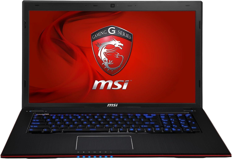 Amazon.com: MSI G Series GE70 2OE-017US 17.3-Inch Laptop (Black ...
