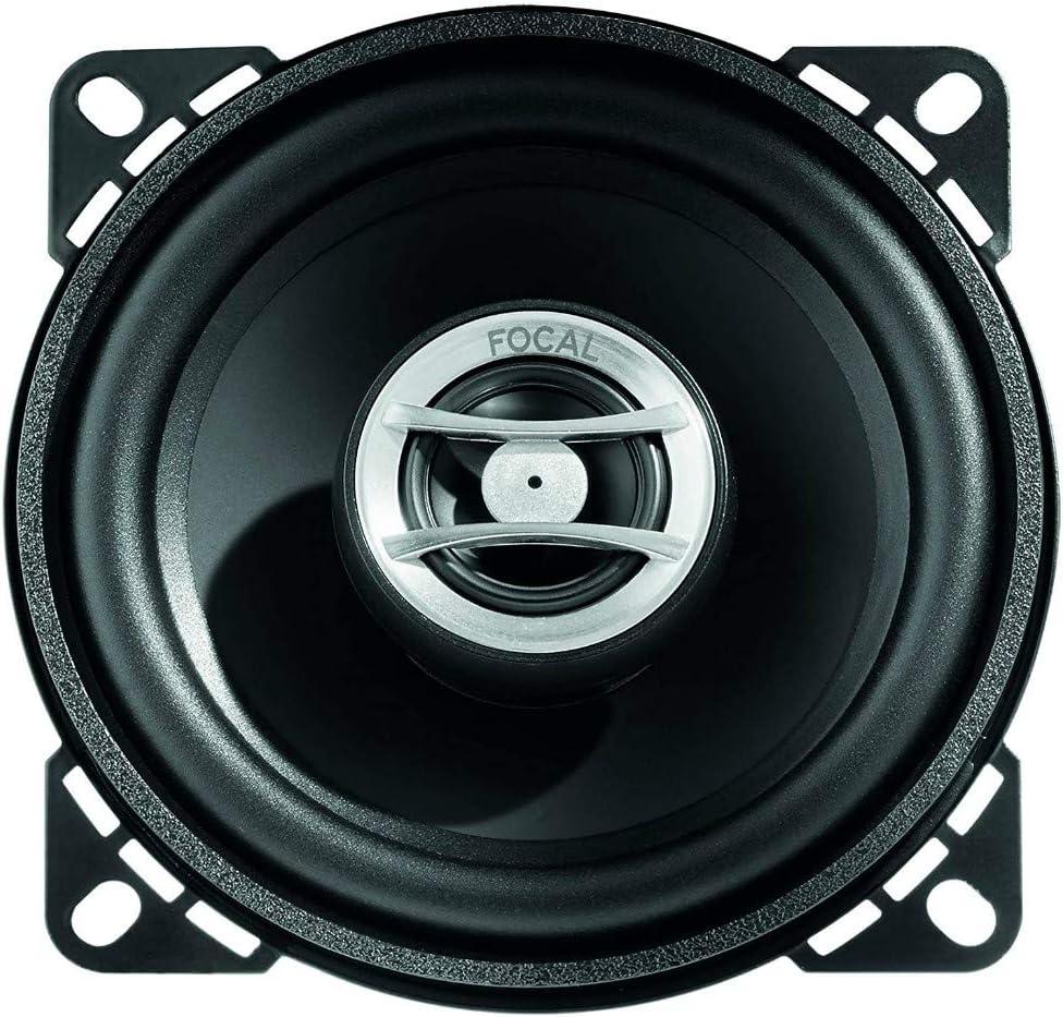 2 Haut-parleurs Compatible avec Focal AUDITOR RCX-100 coaxial 2 Voies 10,00 cm 100 mm 4 diam/ètre 30 Watt rms 60 Watt Max 4 ohm 88 DB spl par Paire