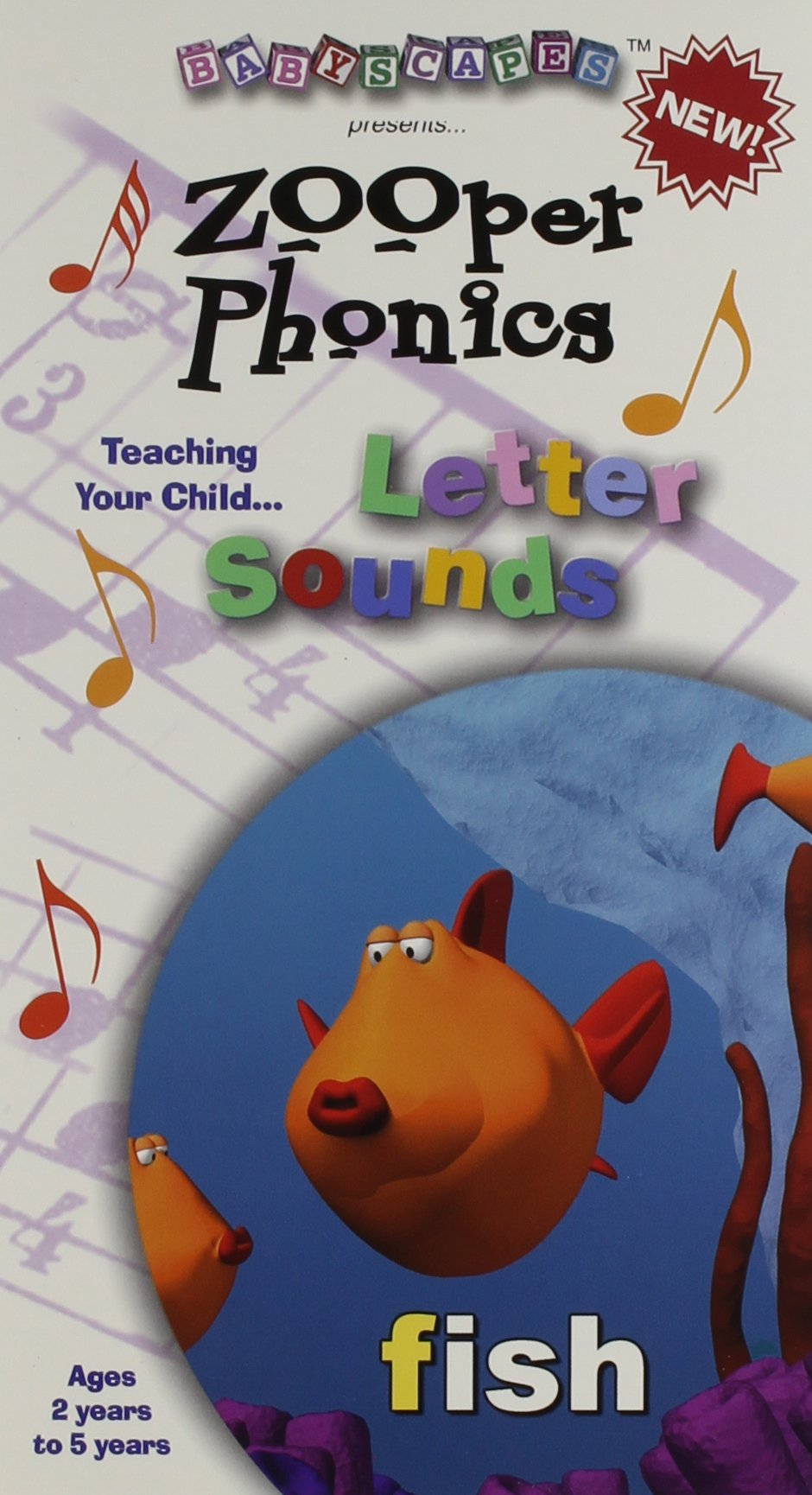 Zooper Phonics: Teaching Your Child Letter Sounds