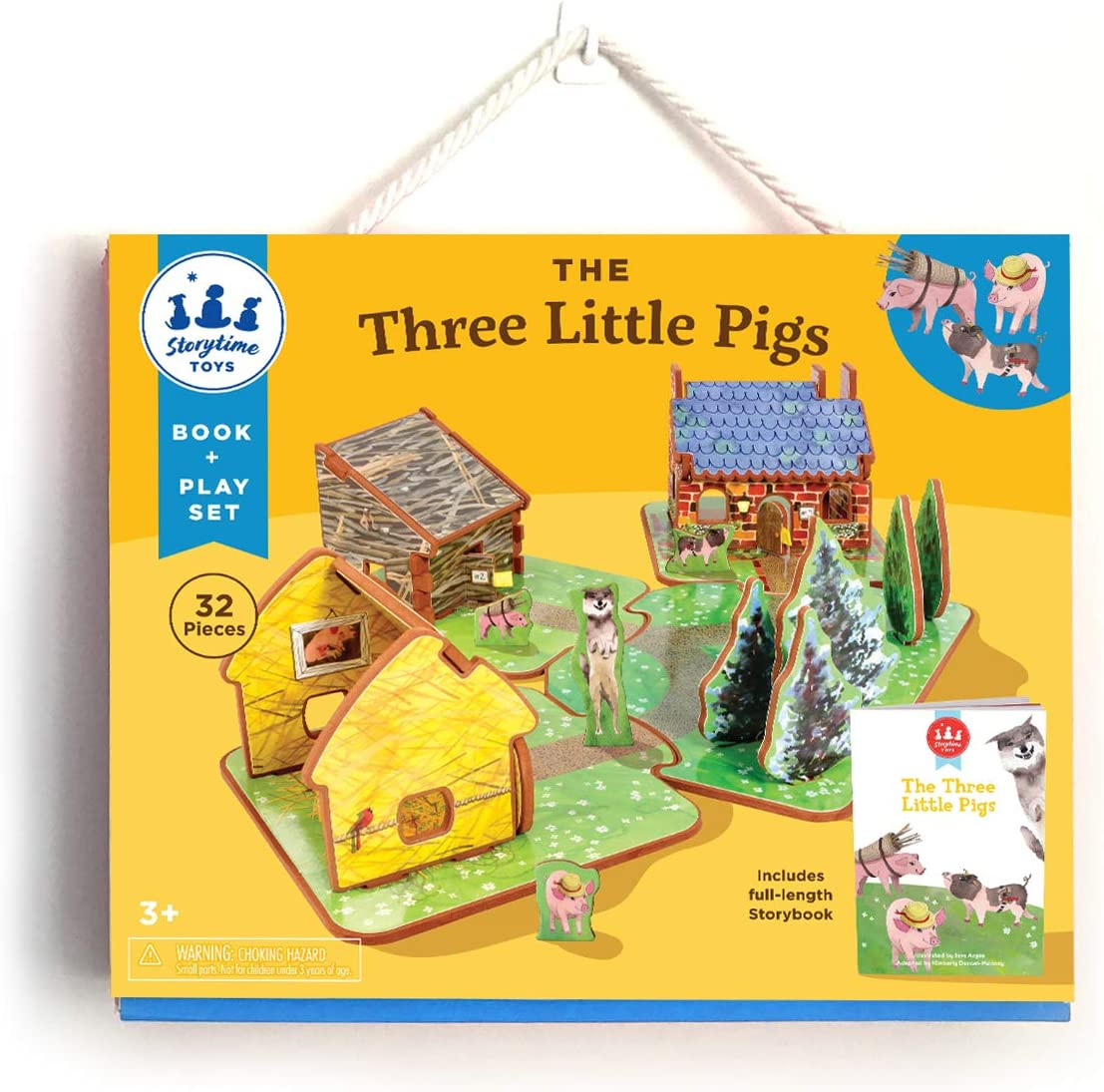Amazon.es: Storytime Toys - Conjunto de casa de juguete y cuento ...