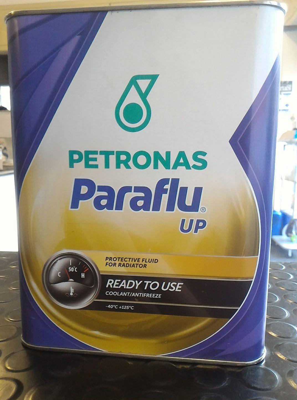 Paraflu ready up Rosso 2Lt Originale Liquido Radiatore pronto