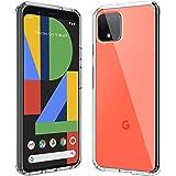 PULEN for Google Pixel 4 XL Case,HD Clear Soft TPU & Flexible Case Ultra Thin Anti-Scratch Anti-Slip for Google Pixel 4XL - C