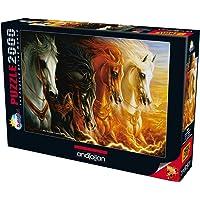 Anatolian - Mahşerin Dört Atlısı (Puzzle 2000) 3902