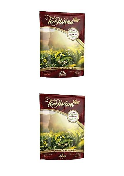 Amazon.com : Te Divina Original Detox Formula for 7 days : Grocery & Gourmet Food