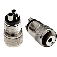 High Speed Hand piece Adapter 4 to 2 Hole
