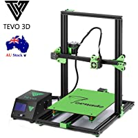 TEVO Tornado DIY 3D Printer Kit Large Printing Fast Heating High Accuracy Speed
