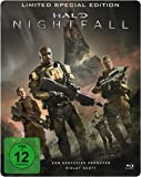 Halo - Nightfall [Blu-ray] (Limitiertes Steelbook)