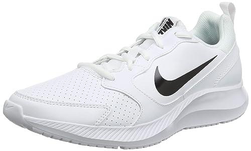 Nike Men's Todos Training Shoes, (WhiteBlack 100), 6 UK