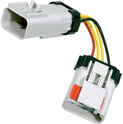 amazon com apdty 133815 fuel pump 4 wire weatherproof wiring rh amazon com Ford Wiring Pigtail Aluminum Wiring