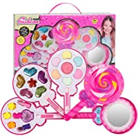 PATPAT® Makeup Set for Kids Girls   Beauty Set Washable  Kids Play Makeup Set  Birthday Gift for Children Girls