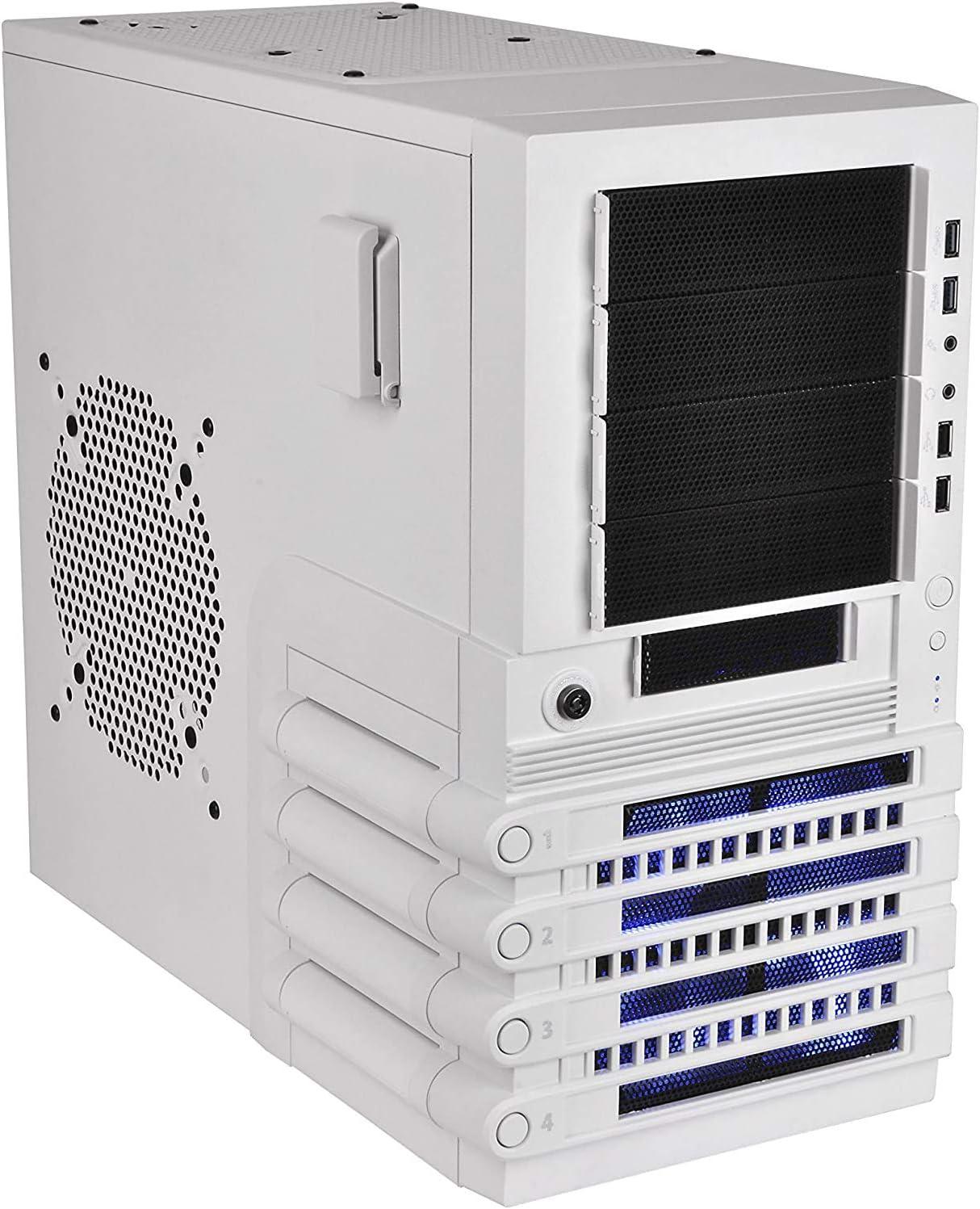 Adamant Custom 3D Modelling Solidworks CAD CAM Workstation Computer Intel Core i9 9900K 3.6Ghz 64Gb DDR4 RAM 4TB HDD 500Gb SSD 750W PSU Wi-Fi Quadro RTX 4000 8Gb