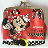 Minnie Mouse Coin Purse with Metal Clasp