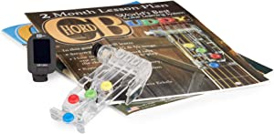 "ChordBuddy ""MADE IN THE USA"" - Comes with Songbook, Lesson Plan, App, Left Handed ChordBuddy, and Tuner"