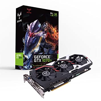kingko Colorful iGame GTX 1070 Ti Vulcan U Top tarjeta ...