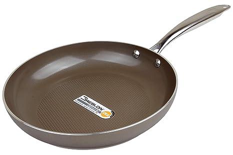 WaxonWare - Juego de utensilios de cocina antiadherentes (5 piezas, aptos para inducción y horno): Amazon.es: Hogar