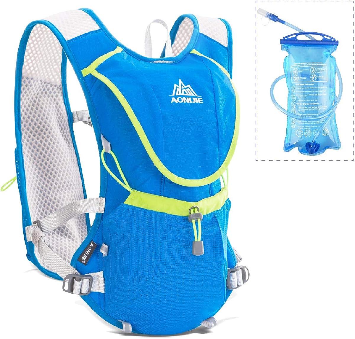 Azarxis 8L Hydration Vest Backpack Pack for Trail Marathoner Running Race