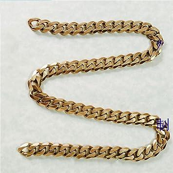 Amazon.com: 40 inch (1 Metter) latón de joyería portafolios ...