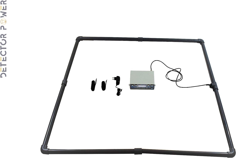 Mikron Pulse Master Pro Detector de Metales: Amazon.es: Jardín