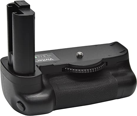 Vivitar empuñadura de batería para cámara réflex Digital Nikon ...