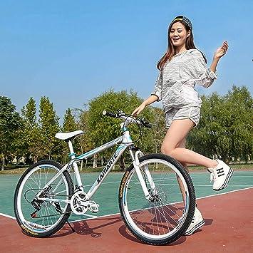 Bicicleta de Montaña, 24 pulgadas MTB for mujer for hombre de ...