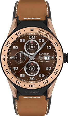 TAG Heuer Connected modulaire 45 pour Homme Smartwatch Sbf8 a5000.32ft6110