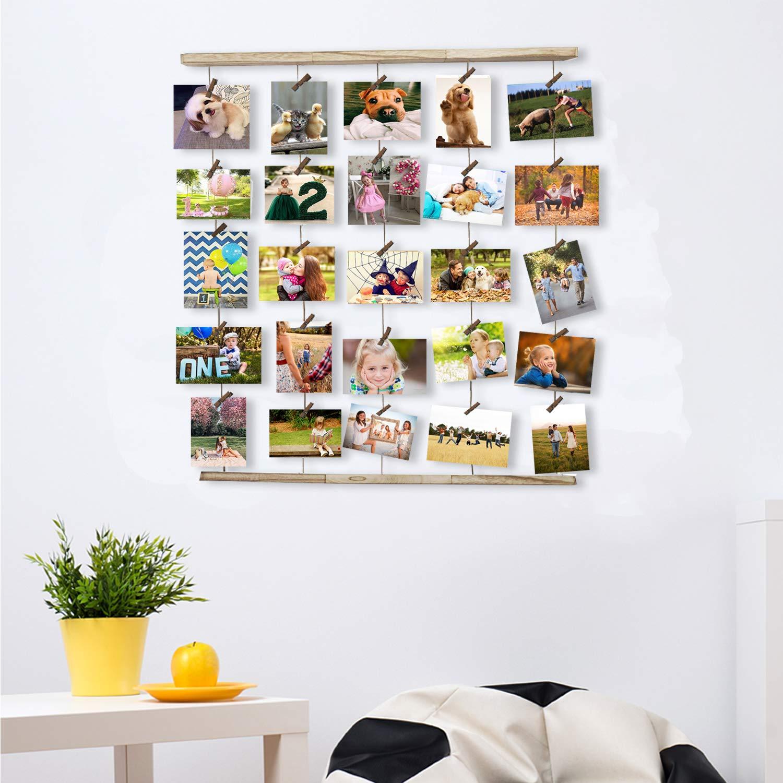 MOVEONSTEP Bilderrahmen Hangit Fotowand Collagenbilderrahmen ...