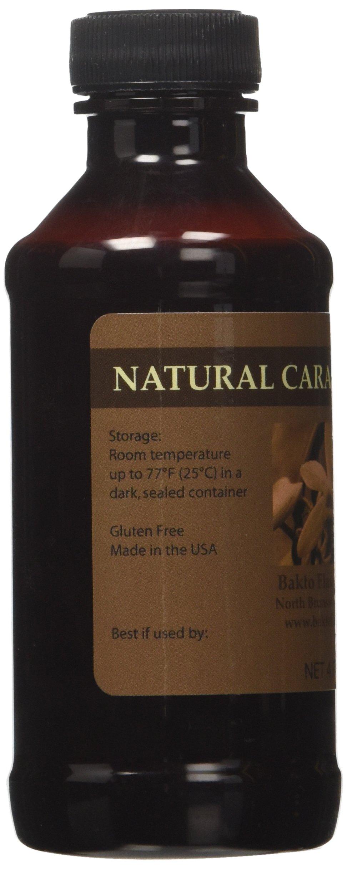 Natural Caramel Flavor - 4 OZ