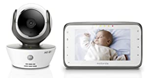 Motorola MBP854CONNECT Dual Mode Baby Monitor Review