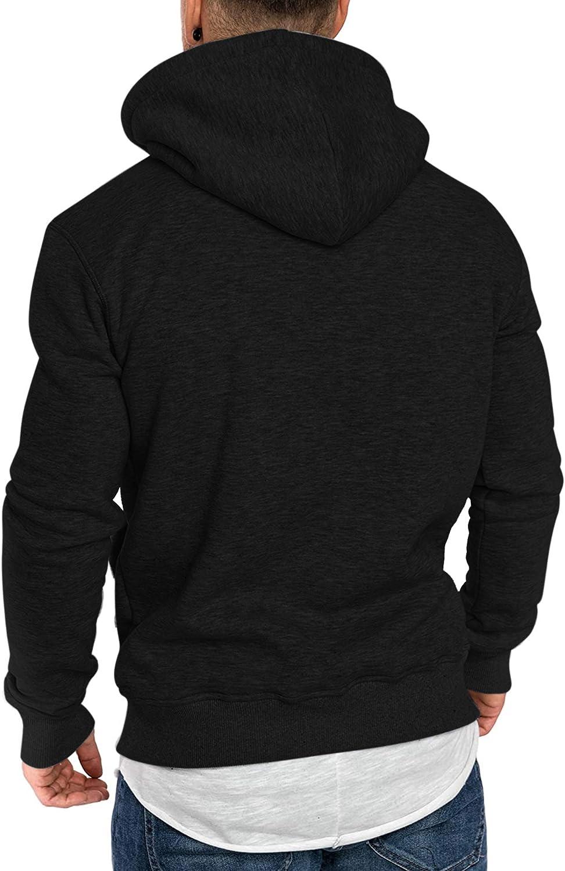 COOFANDY Mens Hoodies Sweatshirts Casual Lightweight Long Sleeves Pullovers