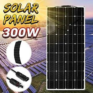 Huajin 300W Portable Solar Panel