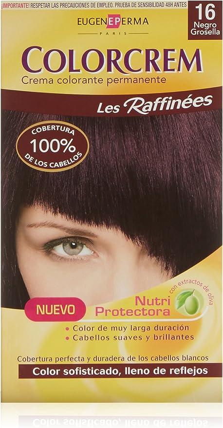 Colorcrem les raffinees 16 - negro g: Amazon.es: Belleza