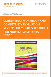 Workbook and competency evaluation review for mosbys textbook for workbook and competency evaluation review for mosbys textbook for nursing assistants e book fandeluxe Images