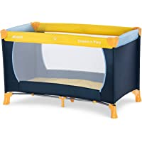 Cuna de viaje Hauck Dream N Play / incluye colchón y bolsa / 120 x 60 cm / desde el nacimiento / portátil y plegable…