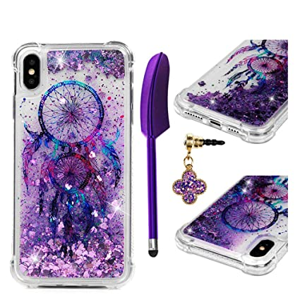 iAdvantec Funda iPhone XS MAX, Carcasa para iPhone XS MAX ...