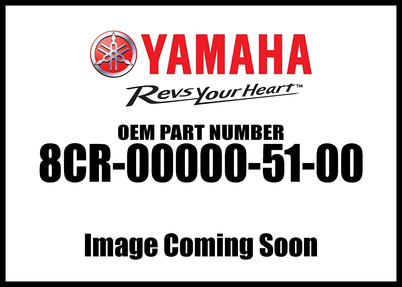 Yamaha 8CR-00000-51-00 Clutch Tune-Up Kit; 8CR000005100 Made by Yamaha