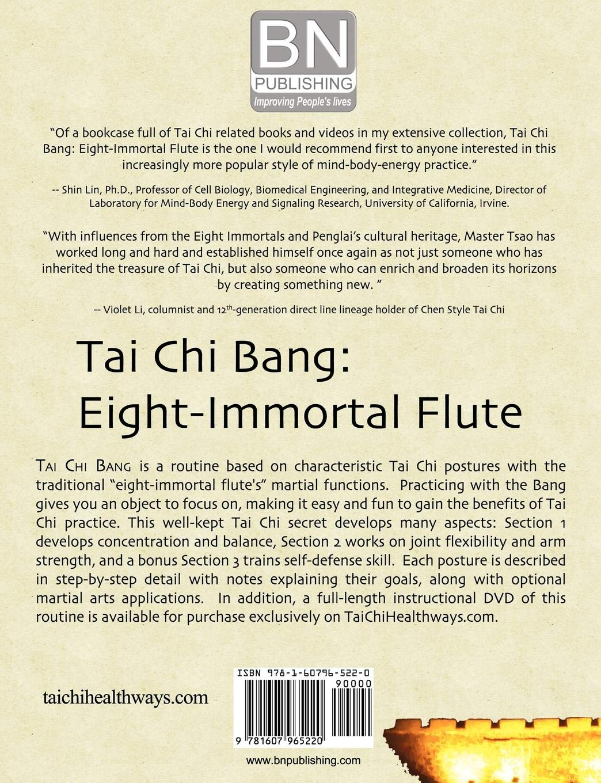 tai chi bang eightimmortal flute