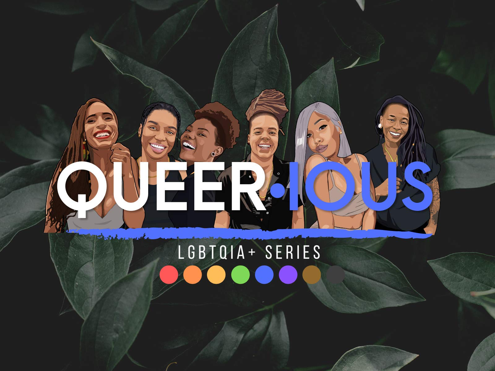 QUEER·ious | The Series - Season 1
