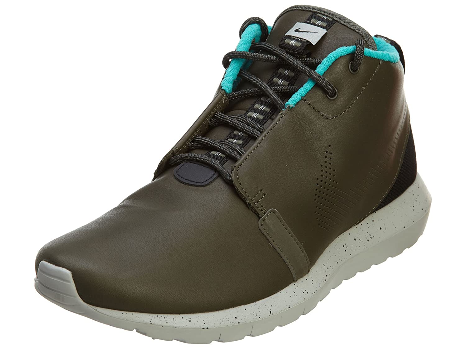 newest 9031e 8d94b Amazon.com   Nike Mens Rosherun NM Sneakerboot Premium Boots Cargo  684704-300   Fashion Sneakers