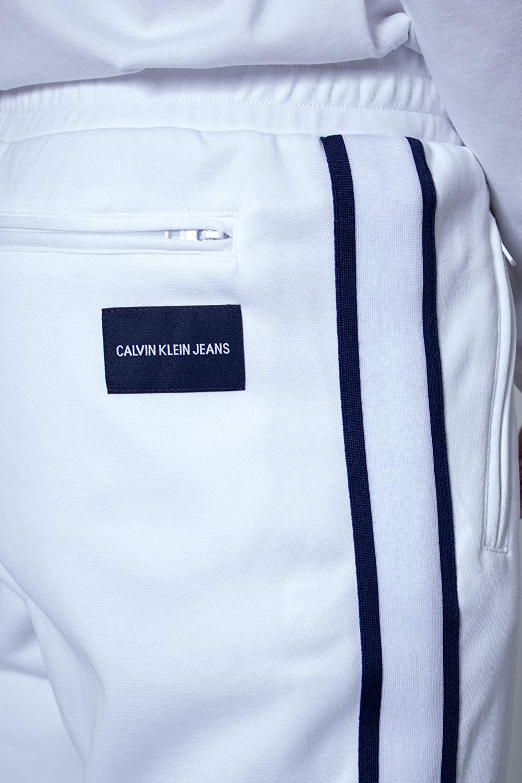 Calvin Klein Jeans Pantaloni Uomo Number Varsity Pant HWK