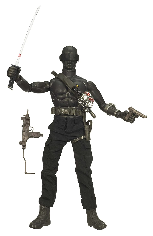 Hasbro G.I.JOE Snake Eyes Ninja Command