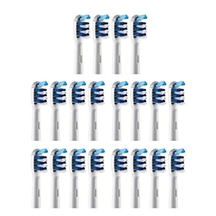 KongKay® 20 PCS EB-30A/SB30A la cabeza de cepillo de dientes reemplazadas