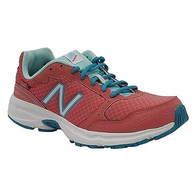 Kup online przystępna cena sklep z wyprzedażami new balance Women's 360 V4 Pink and Blue Running Shoes - 5.5 ...