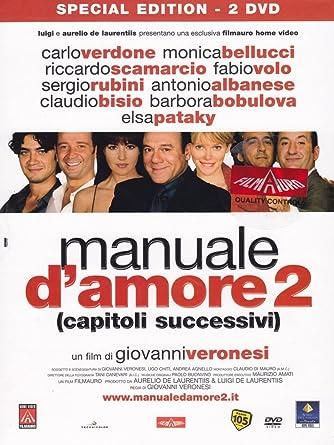 Amazon. Com: manuale d' amore 2: movies & tv.