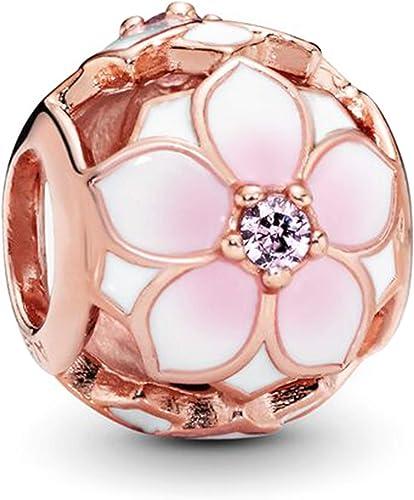 Pandora Charm Magnolia Rose 782087NBP