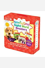 Nonfiction Sight Word Readers Parent Pack Level A: Teaches 25 key Sight Words to Help Your Child Soar as a Reader! Paperback