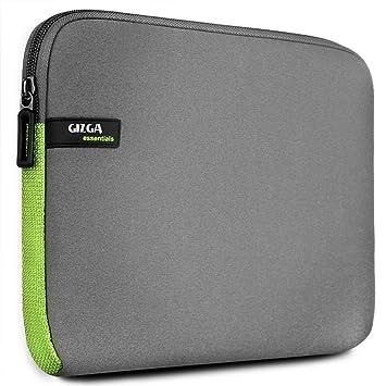 4fc5bf56fe Housse pour Ordinateur, GIZGA 13 13.3 14 Pouces Etui Sac de sacoche  Portable Protection pour