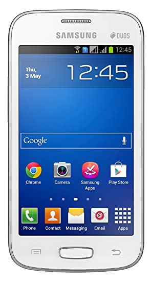 samsung galaxy star pro budget smartphone