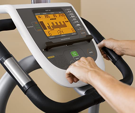 Precor EFX 5.21 Elliptical Fitness Crosstrainer: Amazon.es: Deportes y aire libre