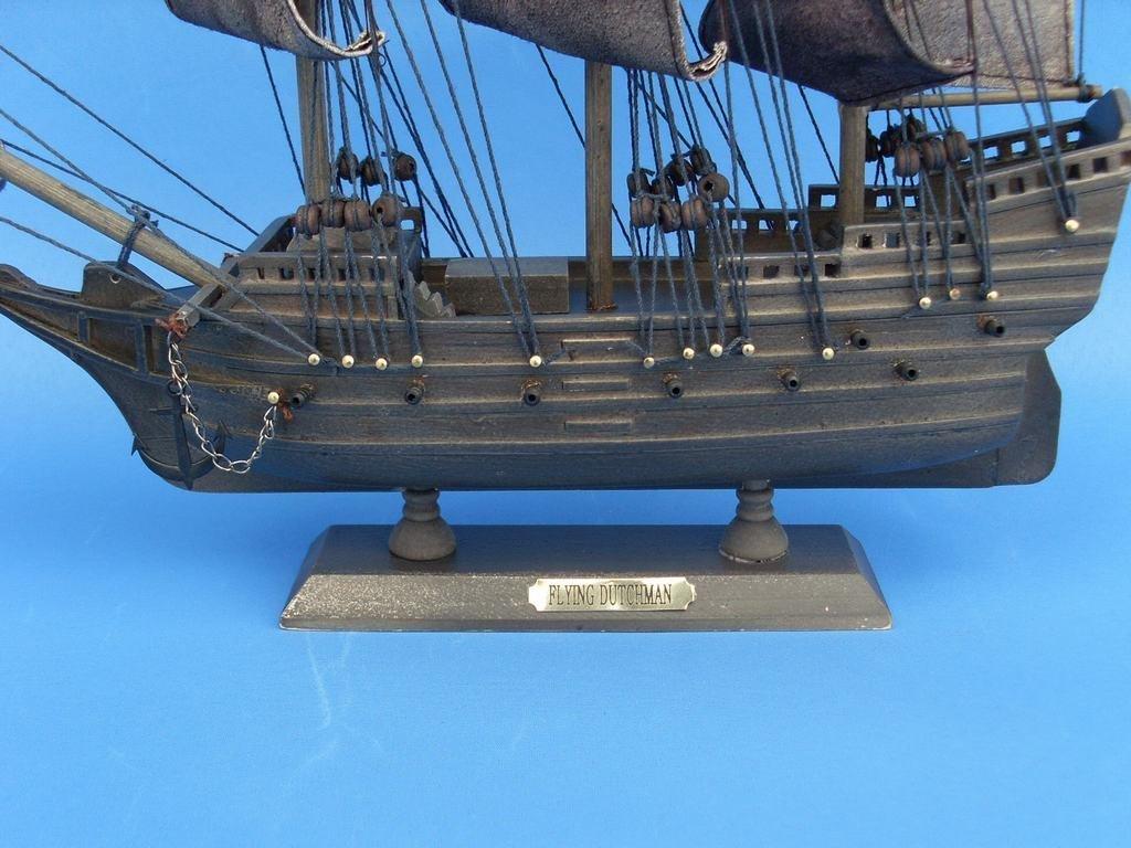 amazon com hampton nautical flying dutchman pirate ship 14